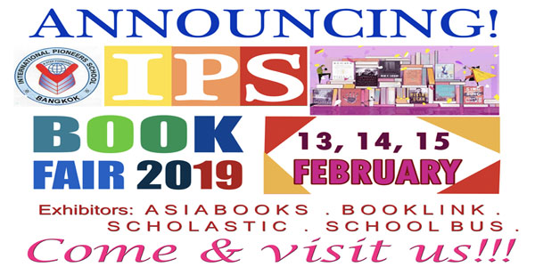 IPS BOOK FAIR 2019