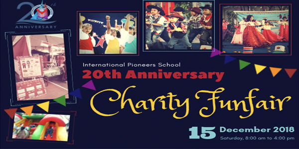 20th Anniversary Charity